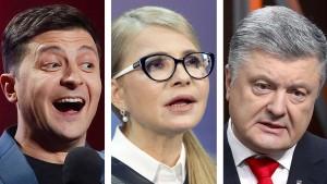 Wer könnte neuer Präsident werden?