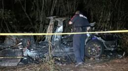 Autopilot bei tödlichem Unfall in Texas nicht aktiviert