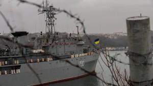 Die Krim liegt für deutsche Firmen nebenan