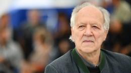 Werner Herzog stellt neuen Film vor