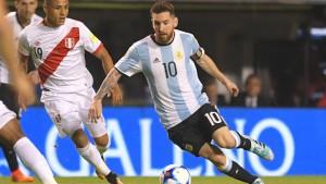 Argentinien vor WM-Aus