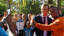 Macron erlaubt sich wieder Fauxpas