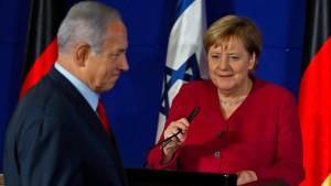 Merkel: Nukleare Bewaffnung Irans muss verhindert werden