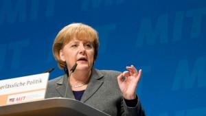 Merkels nächste Volte