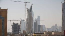 Deutsche Firmen in Saudi-Arabien schlagen Alarm