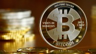 Unbeständige Währung: Schwankungen im zweistellige Bereich sind bei Bitcoins normal.
