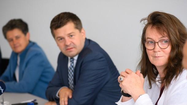 CDU, SPD und FDP wollen verhandeln