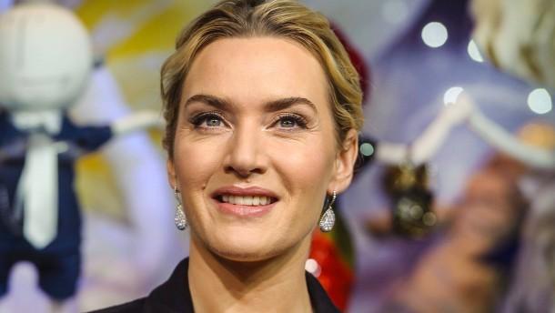 Kate Winslet findet Soziale Medien nicht kinderfreundlich