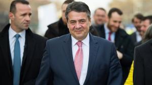 Mehrheit will Gabriel als Außenminister behalten