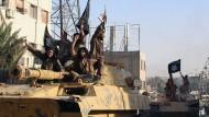 Erst der Islamische Staat, dann Assad