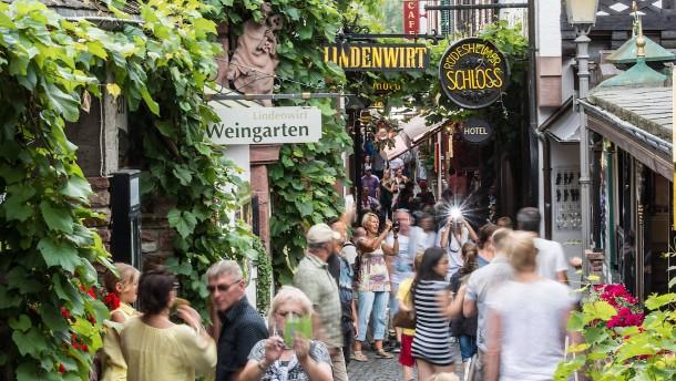Mehr Übernachtungen denn je: Tourismus auf Rekordkurs