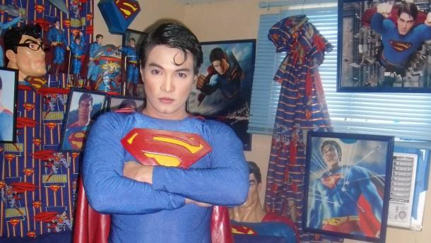 Wie ein Philippino Superman werden will