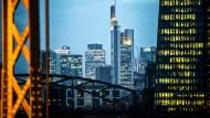 Gefährliche Verdichtung: Die Großstadt kann die Psyche belasten.