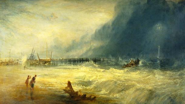 "Johann Joachim Ewald: ""Der Sturm"""