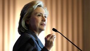Wall Street finanziert Hillary Clinton