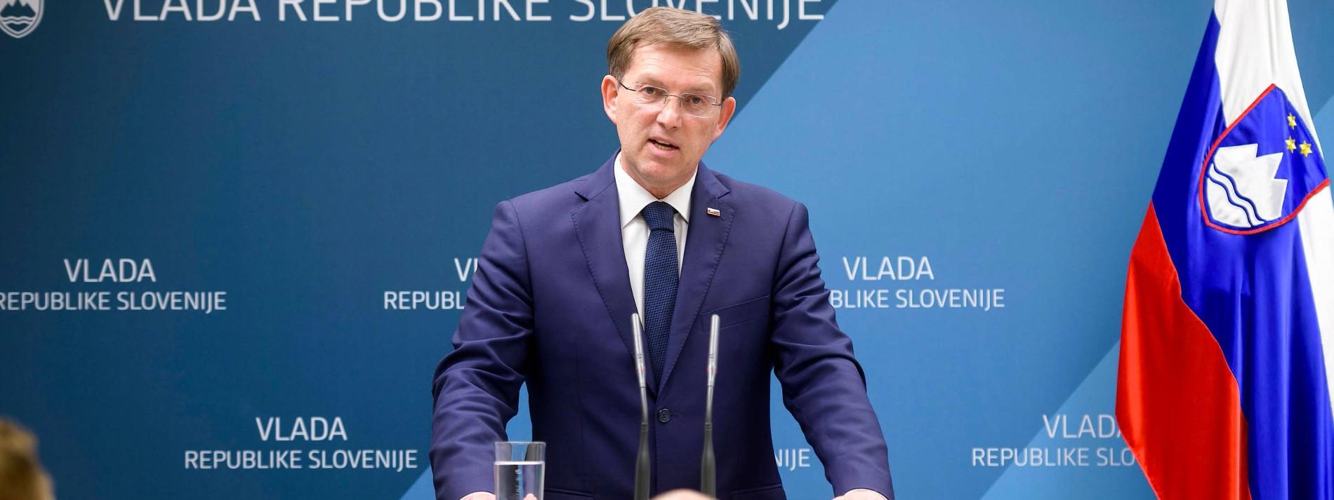 Slowenischer Regierungschef tritt zurück