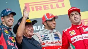 Formel-1-Fahrer müssten viel mehr verdienen