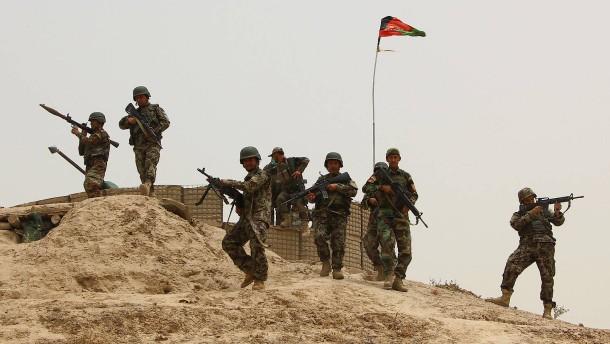 Viele Tote und Verletzte bei Gewalt in Afghanistan