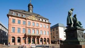 Hanauer Rathaus wird saniert