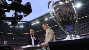 Champions League künftig nicht mehr im Free-TV