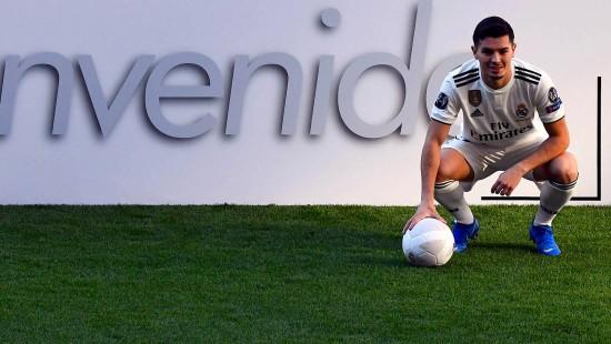 Real Madrid verpflichtet Mittelfeldtalent Brahim Diaz
