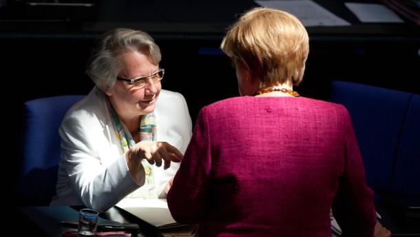 Merkel spricht Schavan vollstes Vertrauen aus