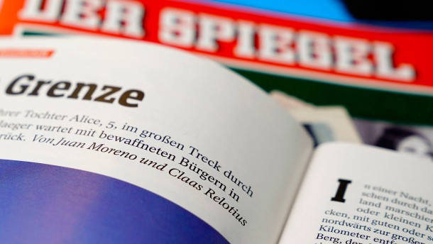 """Fichtner wird nicht """"Spiegel""""-Chefredakteur"""