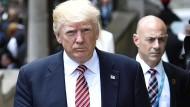 Trump erleidet abermals Niederlage