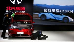 BAIC will größter Daimler-Aktionär werden