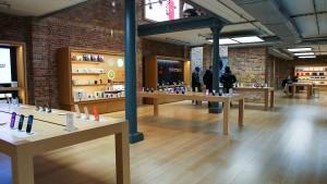 Apple schließt alle Läden außerhalb Chinas für zwei Wochen