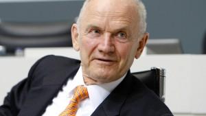Früherer VW-Konzernchef Ferdinand Piëch gestorben