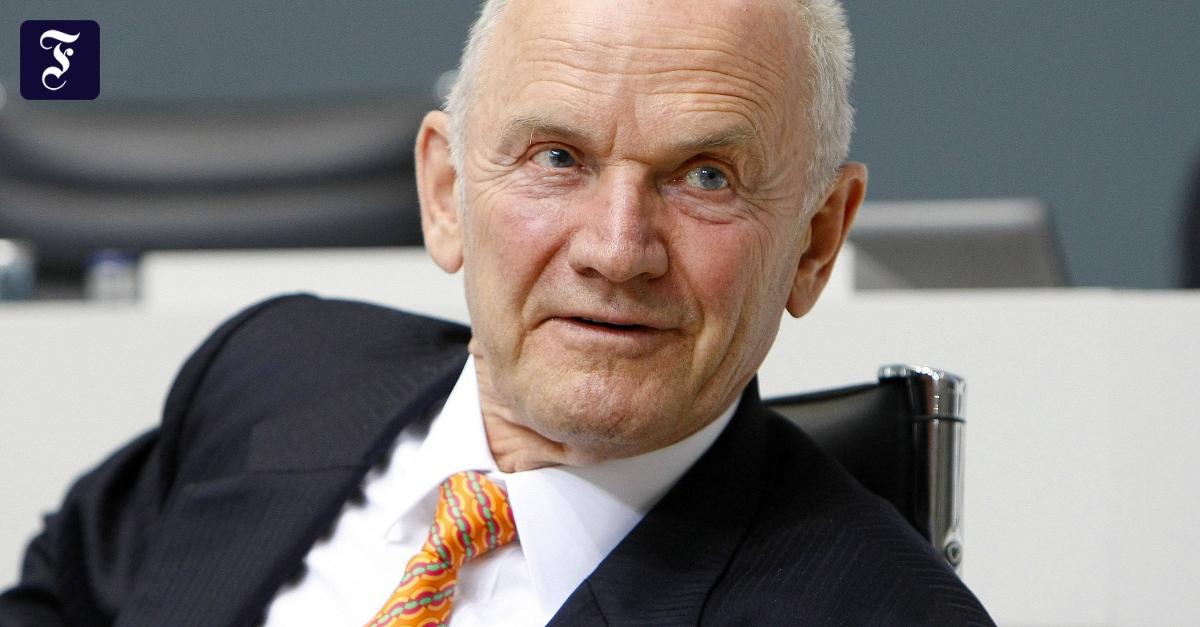 Ferdinand Piech Vermögen