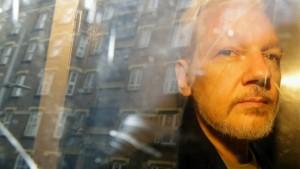 Schweden nimmt Untersuchungen gegen Assange wieder auf