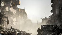 Assad-Regime bombardiert weiter