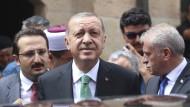 Die türkische Lira ist im freien Fall – nun will Erdogan zurückschlagen.