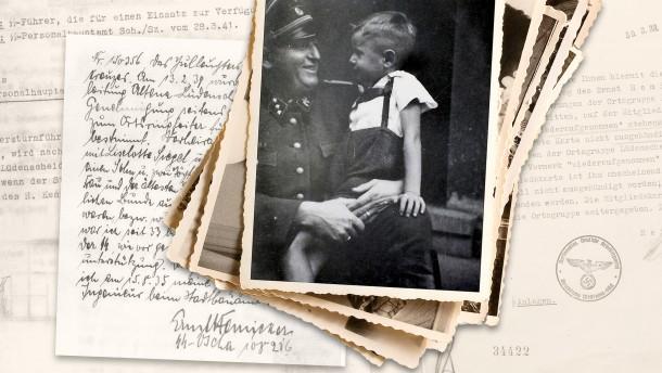 Mein Großvater, der Täter