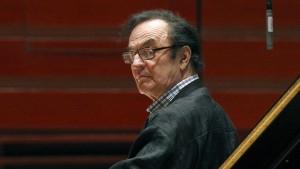 Konzerte von Star-Dirigent Dutoit abgesagt
