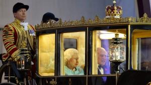 Großer Pferdeshow-Abend zu Ehren der Queen
