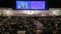 Selten so viele Aktionäre gesehen: Die Hauptversammlung der Deutschen Bank interessiert regelmäßig viele Menschen