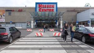 Hart an der Grenze: das Hessen-Center