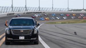 Ehrenrunde in Daytona