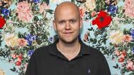 34 Jahre jung und Schwede: Spotify-Gründer Daniel Ek