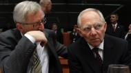 Schäuble will EU-Kommission entmachten