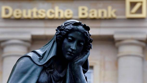 Die verlorene Wette der Deutschen Bank