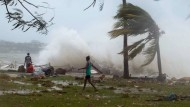 Ganze Dörfer wurden weggeblasen