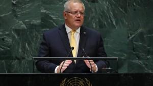 Australien wird zweitgrößter Waffenimporteur der Welt