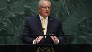 Scott Morrison ist seit August 2018 Premierminister Australiens.