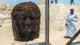 Forschern gelingt Sensationsfund in Ägypten