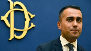 Di Maio soll neuer Außenminister werden