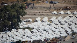Erster Flüchtling in Griechenland an Corona-Infektion gestorben
